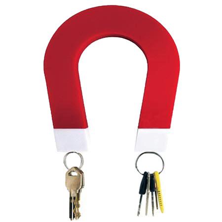 Держатель для ключей Эврика Магнит96171Оригинальный магнитный держатель для ключей. Крепление на стену при помощи шурупов или двухстороннего скотча. Размеры: 11 х 14 х 4 см.