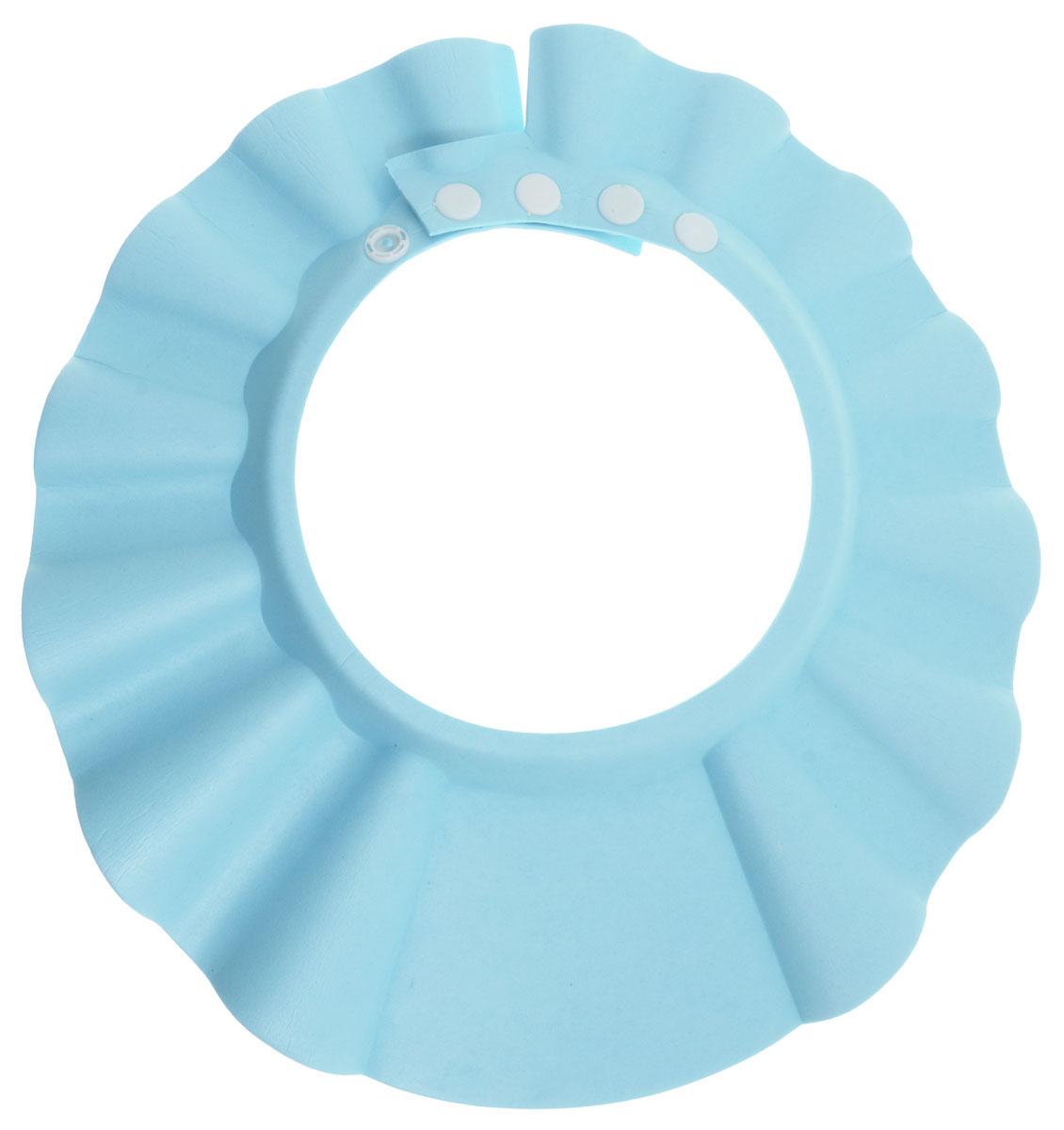 Bradex Козырек для мытья головы Купаемся без слез цвет голубой DE 0142