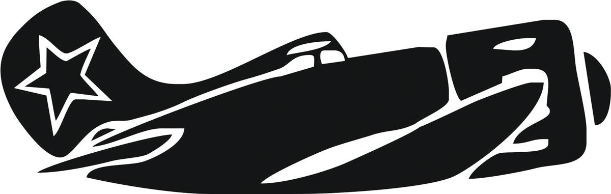 Наклейка автомобильная Оранжевый слоник Самолет, виниловая, цвет: черный1509M0009BОригинальная наклейка Оранжевый слоник Самолет изготовлена из высококачественной виниловой пленки, которая выполняет не только декоративную функцию, но и защищает кузов автомобиля от небольших механических повреждений, либо скрывает уже существующие. Виниловые наклейки на автомобиль - это не только красиво, но еще и быстро! Всего за несколько минут вы можете полностью преобразить свой автомобиль, сделать его ярким, необычным, особенным и неповторимым!