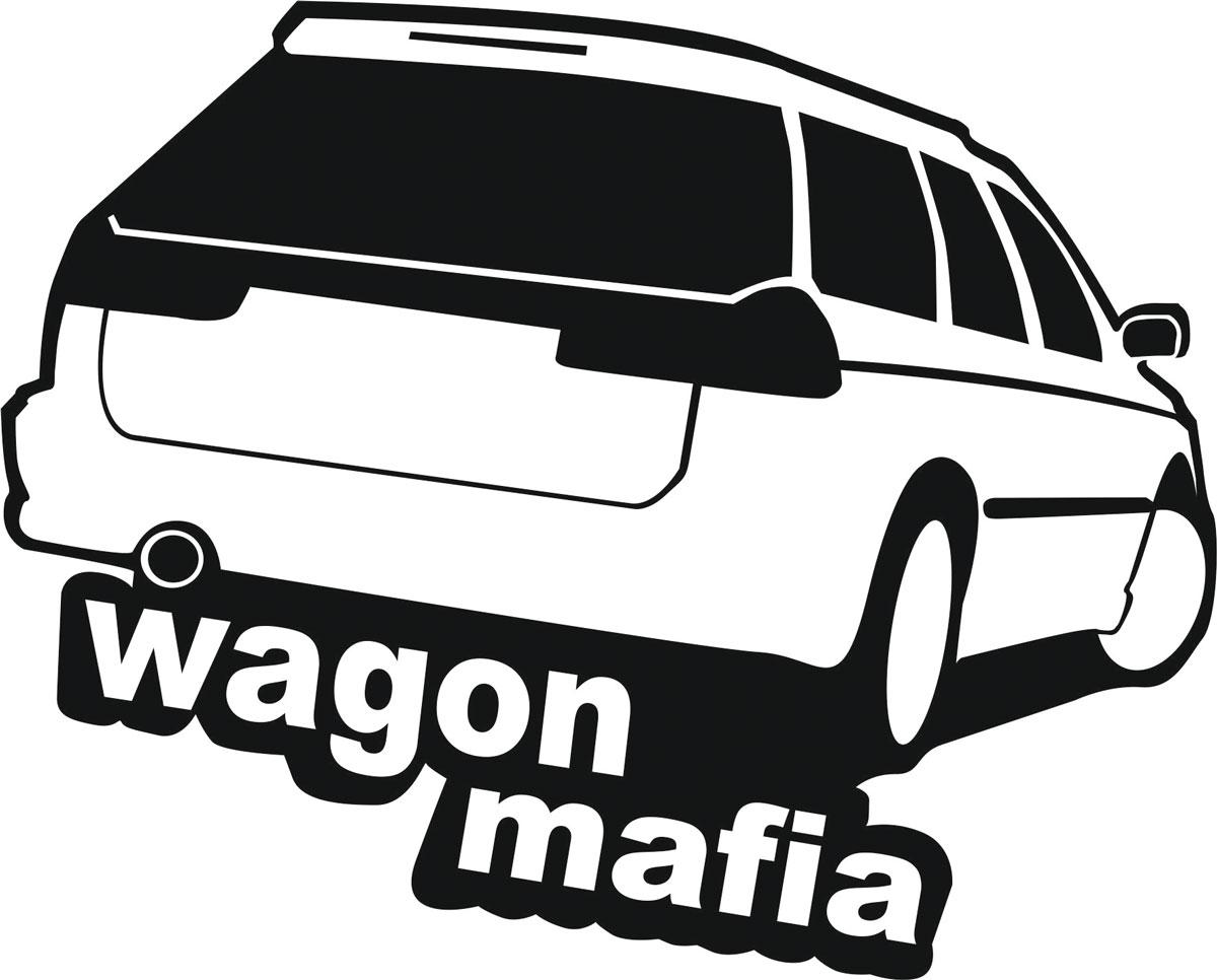 Наклейка автомобильная Оранжевый слоник Wagon Mafia 5, виниловая, цвет: черныйSC-FD421005Оригинальная наклейка Оранжевый слоник Wagon Mafia 5 изготовлена из высококачественной виниловой пленки, которая выполняет не только декоративную функцию, но и защищает кузов автомобиля от небольших механических повреждений, либо скрывает уже существующие.Виниловые наклейки на автомобиль - это не только красиво, но еще и быстро! Всего за несколько минут вы можете полностью преобразить свой автомобиль, сделать его ярким, необычным, особенным и неповторимым!