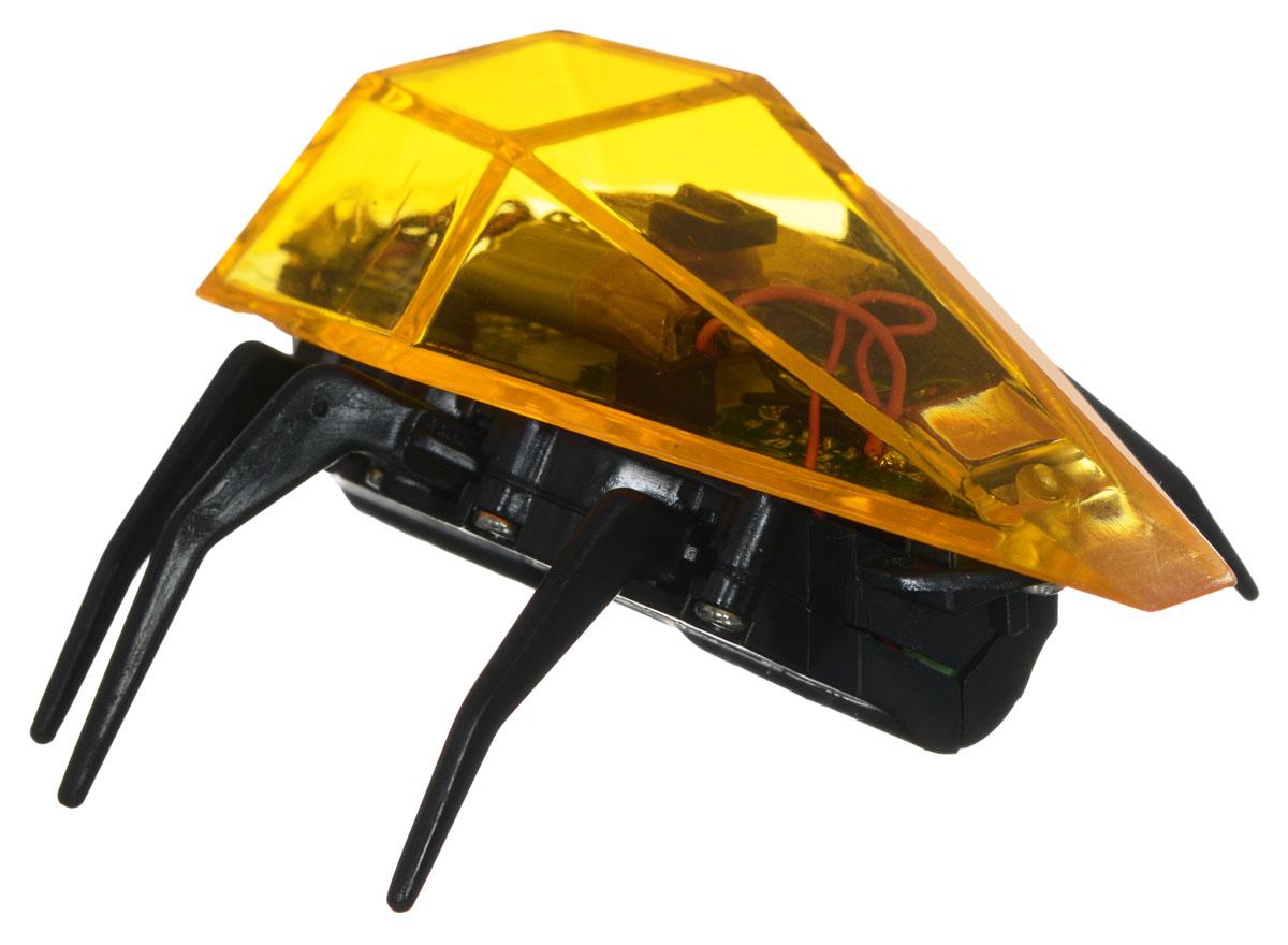 DeskPets Микро-робот на инфракрасном управлении Скитербот цвет желтый