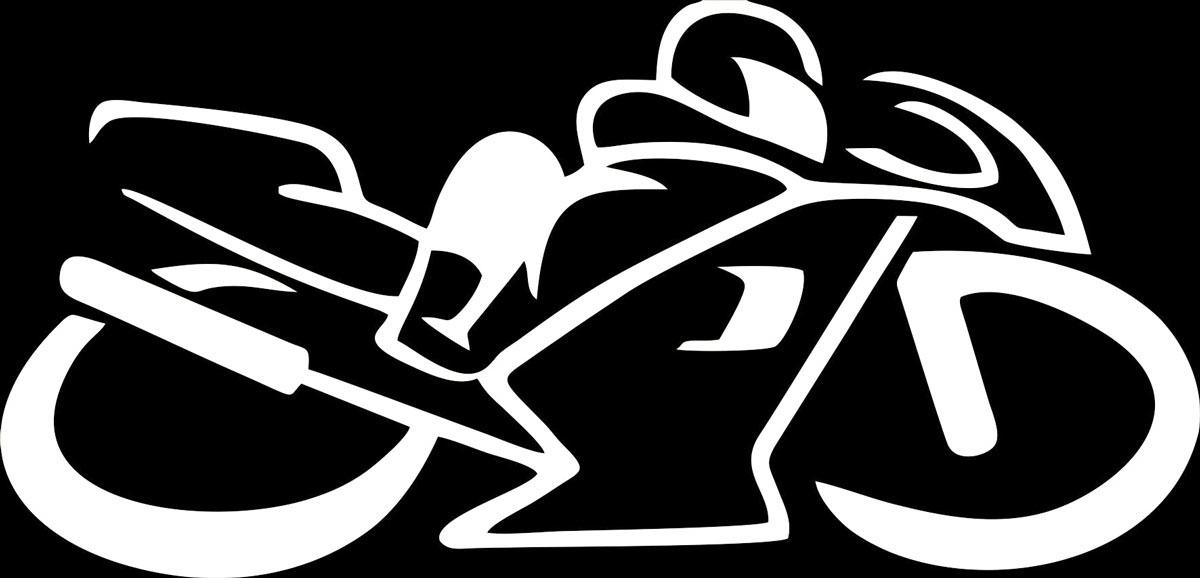Наклейка автомобильная Оранжевый слоник Мотоциклист 1, виниловая, цвет: белый150MT0001WОригинальная наклейка Оранжевый слоник Мотоциклист 1 изготовлена из высококачественной виниловой пленки, которая выполняет не только декоративную функцию, но и защищает кузов автомобиля от небольших механических повреждений, либо скрывает уже существующие. Виниловые наклейки на автомобиль - это не только красиво, но еще и быстро! Всего за несколько минут вы можете полностью преобразить свой автомобиль, сделать его ярким, необычным, особенным и неповторимым!