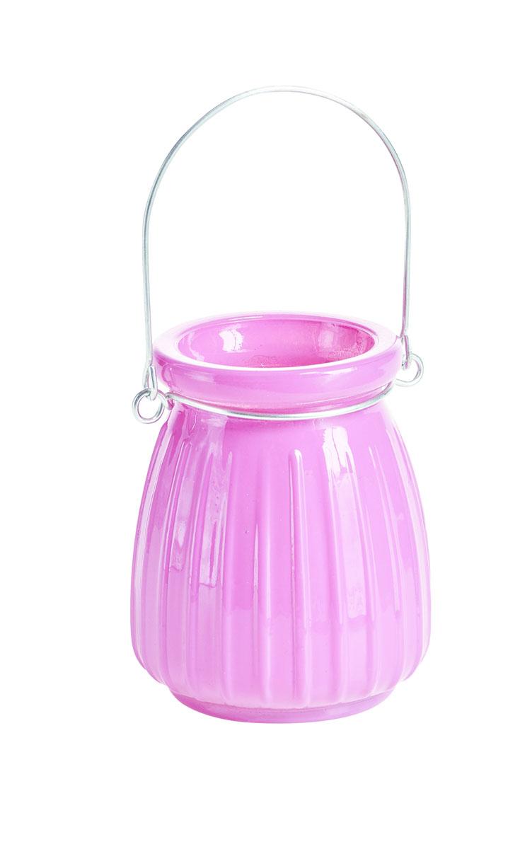 Подсвечник подвесной Gardman Shaped Jam Jar, цвет: розовый, 9 см17441Декоративный подсвечник Gardman Shaped Jam Jar изготовлен из высококачественного стекла. Он позволит украсить интерьер дома или рабочего кабинета оригинальным образом. Вы можете поставить или подвесить подсвечник в любом месте, где он будет удачно смотреться и радовать глаз. Кроме того - это отличный вариант подарка для ваших близких и друзей.