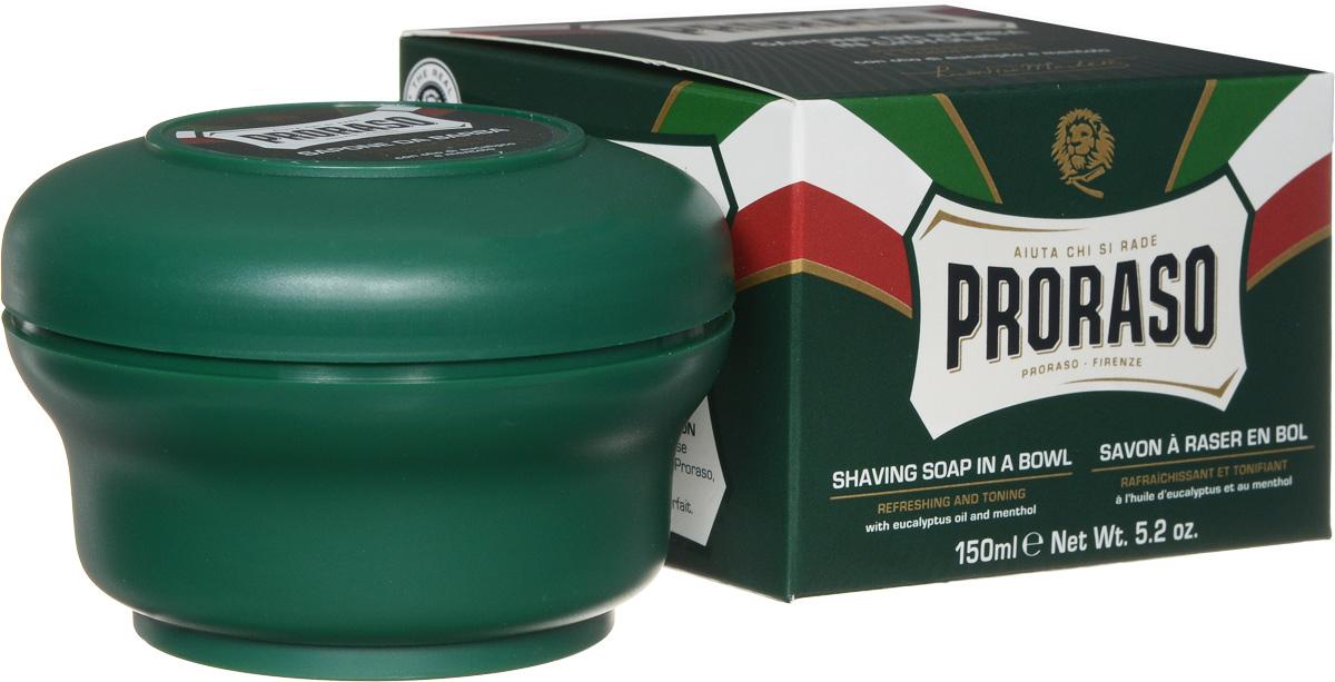 Proraso Мыло для бритья освежающее 150 мл 401960