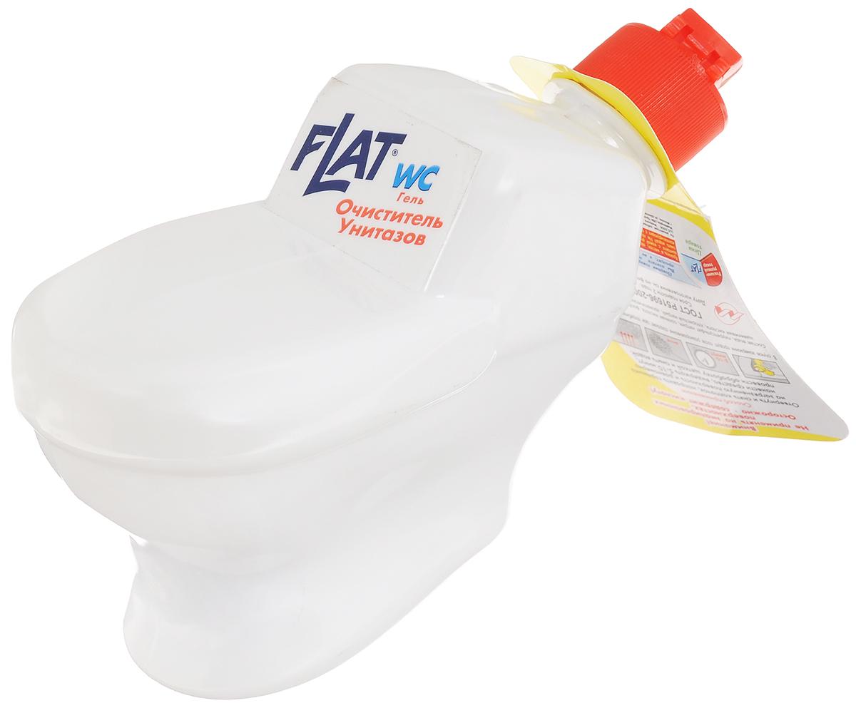 Очиститель унитазов Flat, с ароматом лимона, 480 г4600296002298Очиститель унитазов Flat предназначен для чистки унитазов, фаянсовых раковин, никелированных изделий и кафеля. Удаляет ржавчину, устойчивые загрязнения, отложения мочевого и известкового камней. Обладает антимикробным действием. Устраняет неприятный запах. Имеет густую консистенцию. Не стекает с наклонных поверхностей. Специальная вставка- дозатор под крышкой позволяет использовать средство на труднодоступных поверхностях унитаза. Состав: вода, лауретсульфат натрия,соляная кислота, фосфорная кислота, щавелевая кислота, хлористый натрий, ароматическая композиция. Товар сертифицирован.