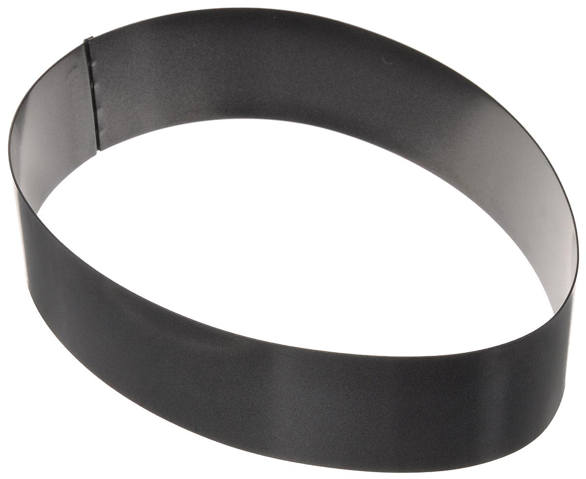 Форма для выпечки Tescoma Пасхальное яйцо, с антипригарным покрытием, 21,5 х 16 х 5 см623344Форма Tescoma Пасхальное яйцо изготовлена из высококачественного металла с антипригарным покрытием, благодаря чему пища не пригорает и не прилипает к стенкам посуды. Изделие подходит для выпечки, придания формы тесту или готовому бисквиту. В комплект входят оригинальные рецепты. Можно мыть в посудомоечной машине. Размер формы: 21,5 х 16 х 5 см.