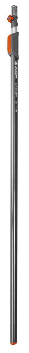 Ручка телескопическая Gardena, длина 160-290 см531-401Ручка телескопическая Gardena служит для обеспечения удобства работы на высоте. Запатентованное соединение ручек с инструментами. Высококачественная легкая прочная алюминиевая конструкция оснащена защелкой, которая предотвращает проворачивание.