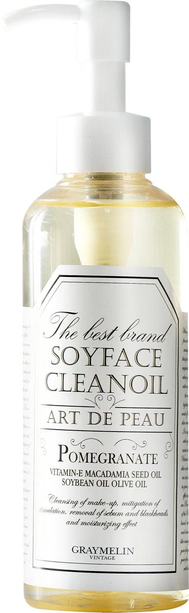 Graymelin Очищающее масло из сои Soyface Cleanoil, 200 мл 8809071361629