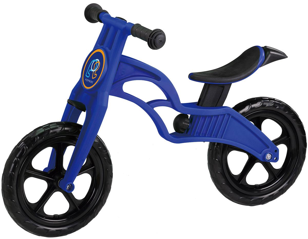 Pop Bike Детский беговел Sprint с бескамерными колесами цвет синий SM-300-1-BLUE