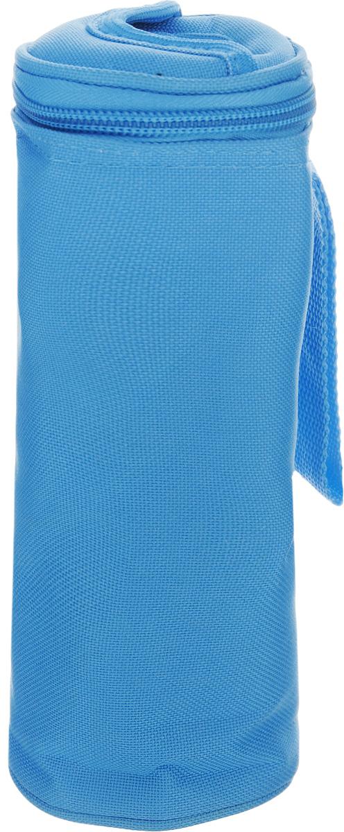 """Сумка-холодильник для бутылок Tescoma """"Coolbag"""", цвет: голубой, 8,5 х 8,5 х 22 см 892310_голубой"""