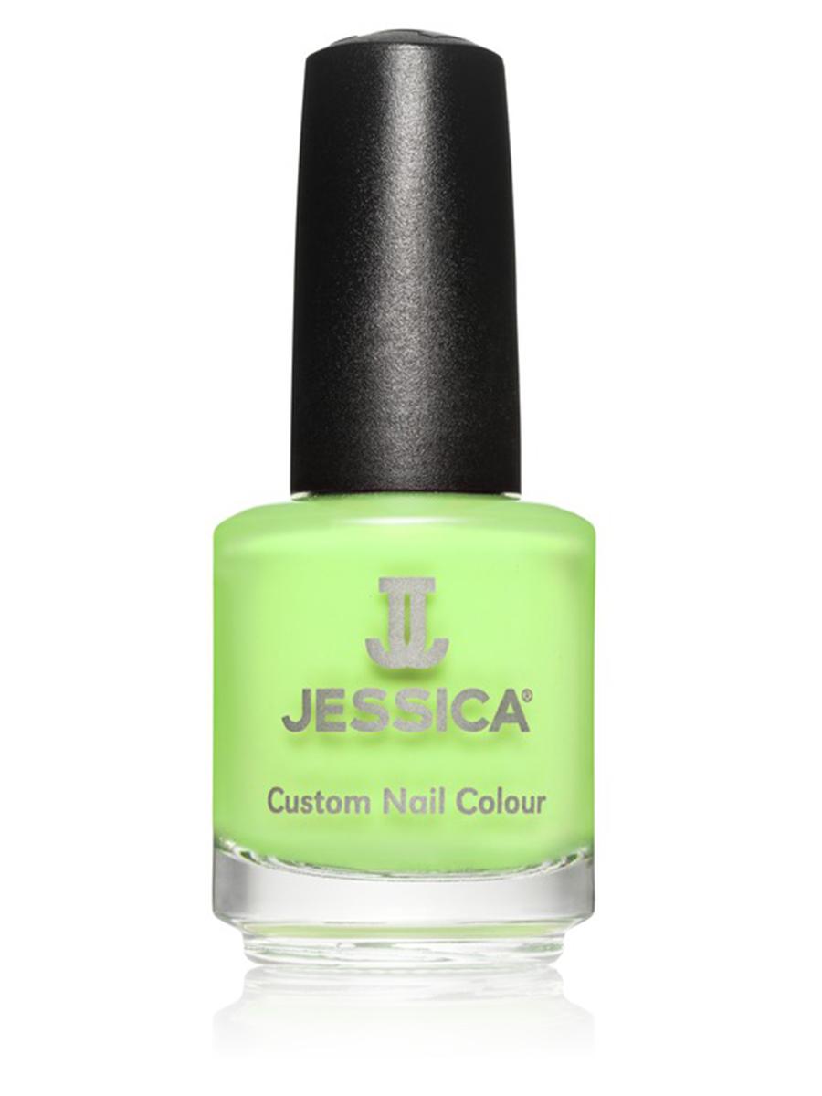 Jessica Лак для ногтей №789 Radioactive 14,8 млUPC 789Лаки JESSICA содержат витамины A, Д и Е, обеспечивают дополнительную защиту ногтей и усиливают терапевтическое воздействие базовых средств и средств-корректоров.