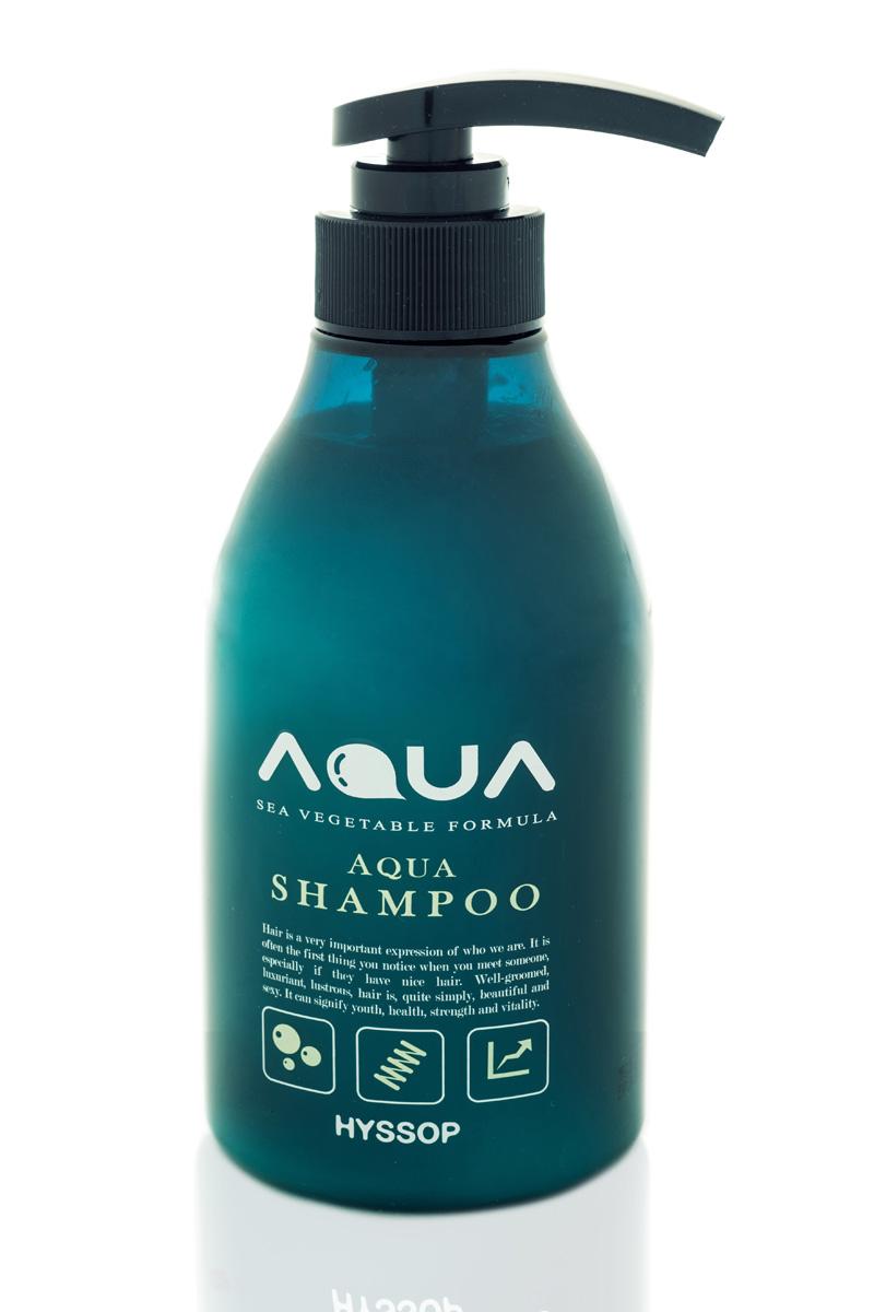 Aqua Шампунь питательный Hyssop, 400 мл8809291367999Шампунь для волос на основе морских водорослей и минералов. Экстракты морских водорослей, хлореллы и спирулины активно увлажняют волосы, предотвращают ломкость и тусклость. Морская вода иналичие 60 магний-содержащих минералов восстанавливают слабые волосы и поддерживают баланс влаги. Подходит для всех типов волос. На основе морских водорослей Chlorella, Spirulina, Anthocyanin и органического экстракта синего зверобоя (hyssop organic extract). Стимулирует, увлажняет, питает и защищает волосы от ежедневных стрессов. Содержит 60 морских минералов. Кислотный pH (идеален для окрашенных волос).