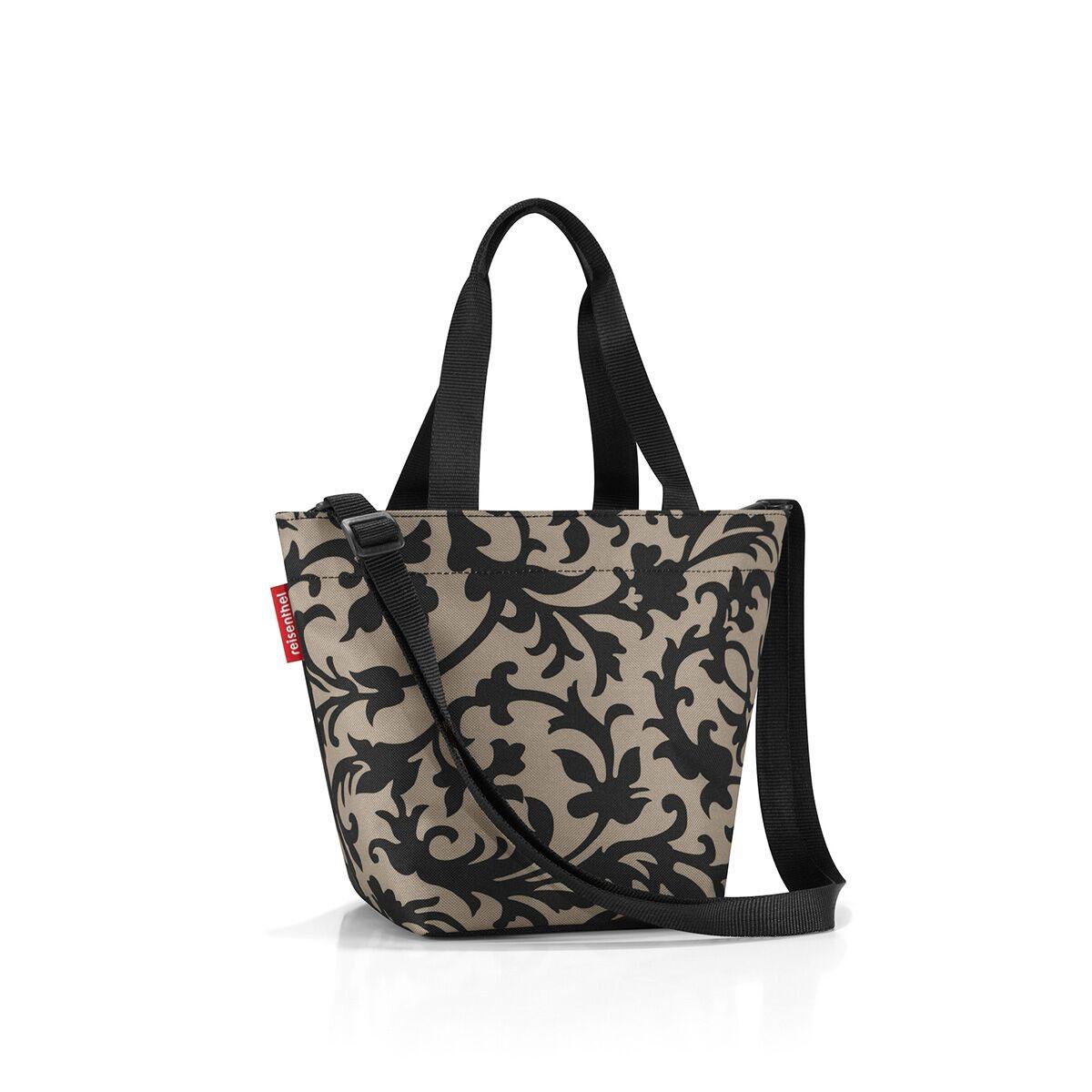 Сумка-шоппер женская Reisenthel, цвет: бежевый. ZR7027ZR7027Уменьшенная версия классической сумки. Симпатичная сумка для похода в магазин: широкие удобные лямки распряделяют нагрузку на плече, а объем 4 литра позволяет вместить необходимый батон хлеба, пакет молока и другие вкусности. Застегивается на молнию. Внутри - кармашек на молнии для мелочей. Две ручки плюс ремешок с регулируемой длиной. Специальное уплотненное днище для стабильности. Серия special edition - это лимитированные модели сумок с уникальными принтами. Сочетают расцветки разных коллекций, а также имеют вышивку и аппликацию.