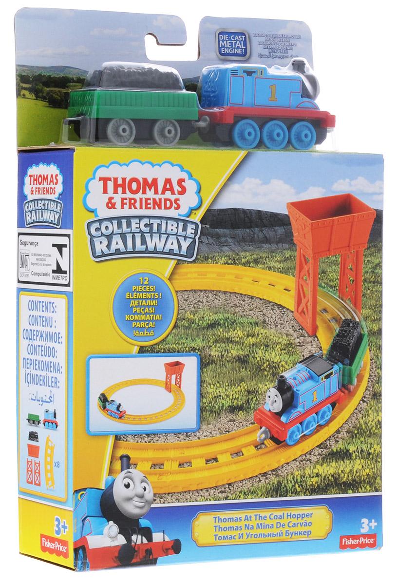 Thomas & Friends Железная дорога Томас и Угольный Бункер