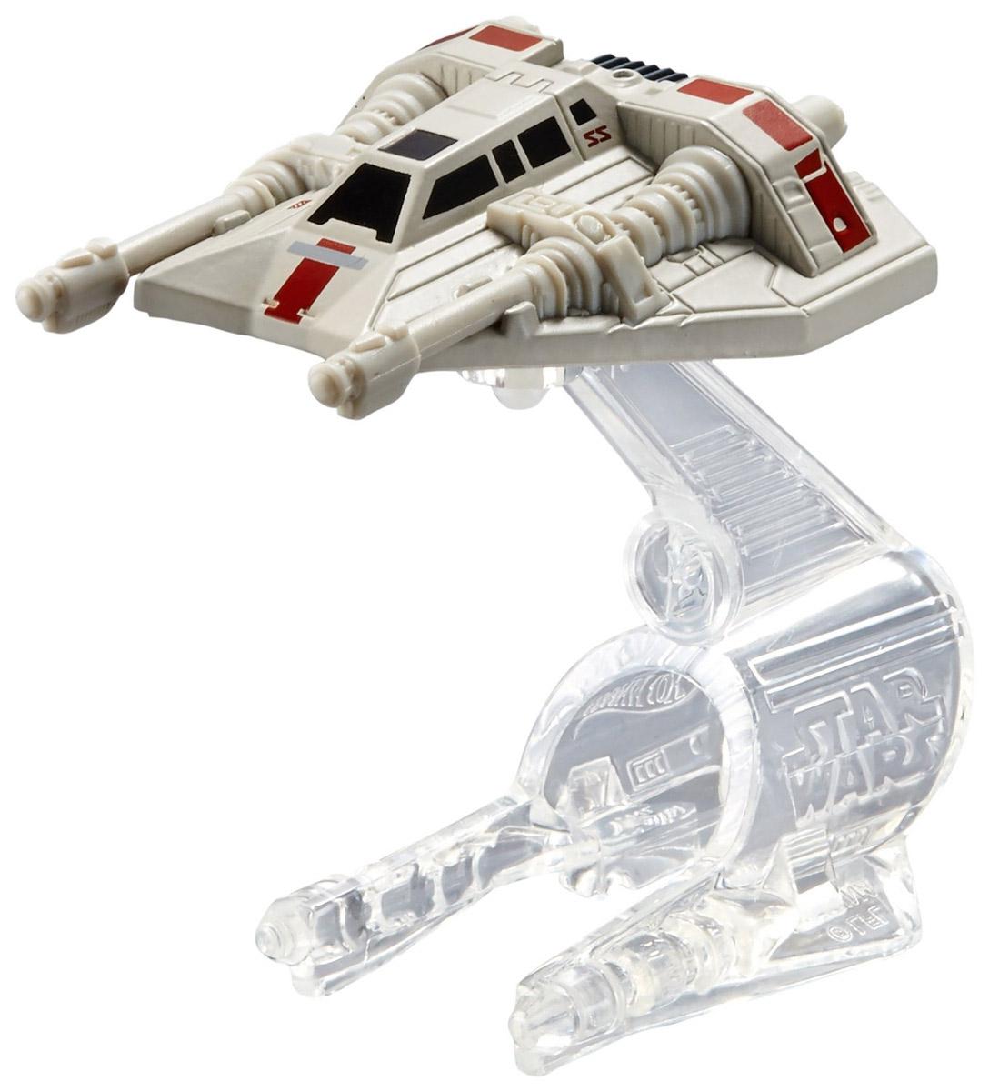 Hot Wheels Star Wars Звездные корабли AT-AT vs Rebel Snowspeeder