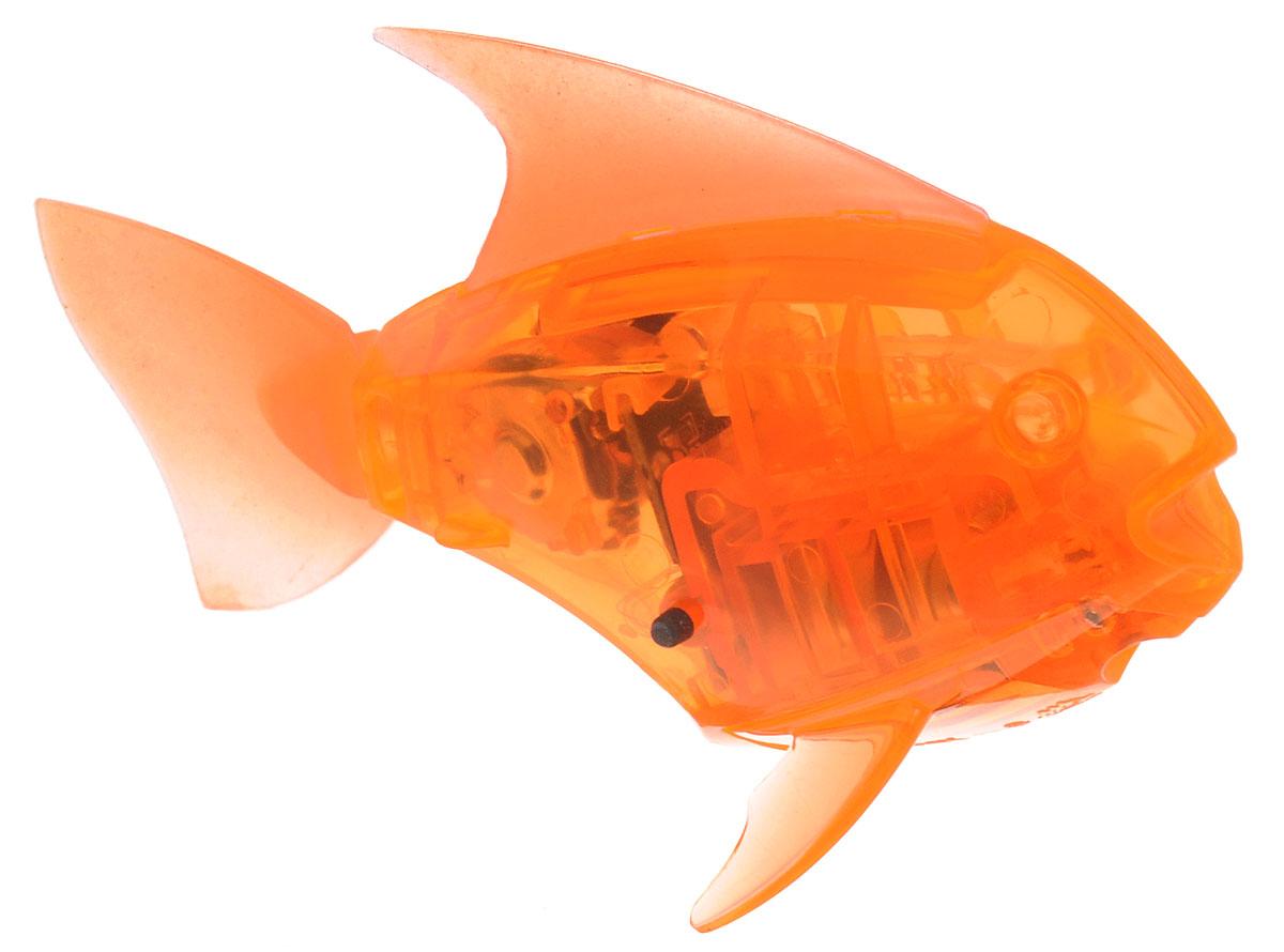 Hexbug Микро-робот AquaBot с аквариумом цвет оранжевый 460-3673