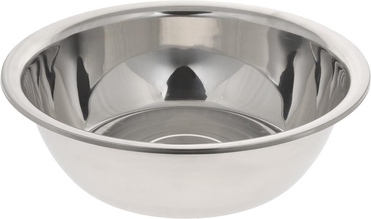 Таз Mayer & Boch, 11 л23467Таз Mayer & Boch изготовлен из высококачественной пищевой нержавеющей стали. Применяется во время стирки или для хранения различных вещей. Комбинированная полировка поверхности (зеркальная и матовая) придает изделию привлекательный внешний вид. Внутренняя поверхность идеально ровная, что значительно облегчает мытье. Диаметр (по верхнему краю): 43 см. Высота стенки: 12 см.