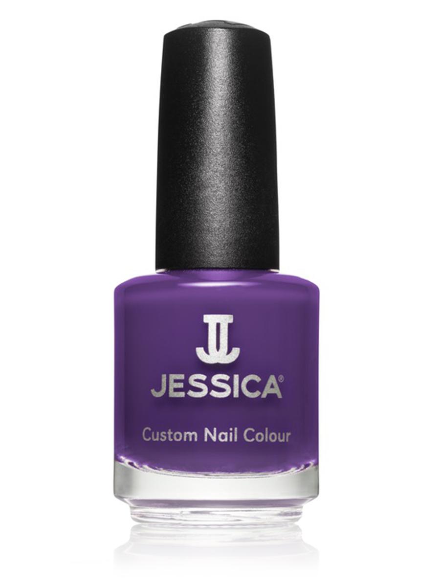Jessica Лак для ногтей №678 Pretty In Purple 14,8 млRA-Лаки JESSICA содержат витамины A, Д и Е, обеспечивают дополнительную защиту ногтей и усиливают терапевтическое воздействие базовых средств и средств-корректоров.