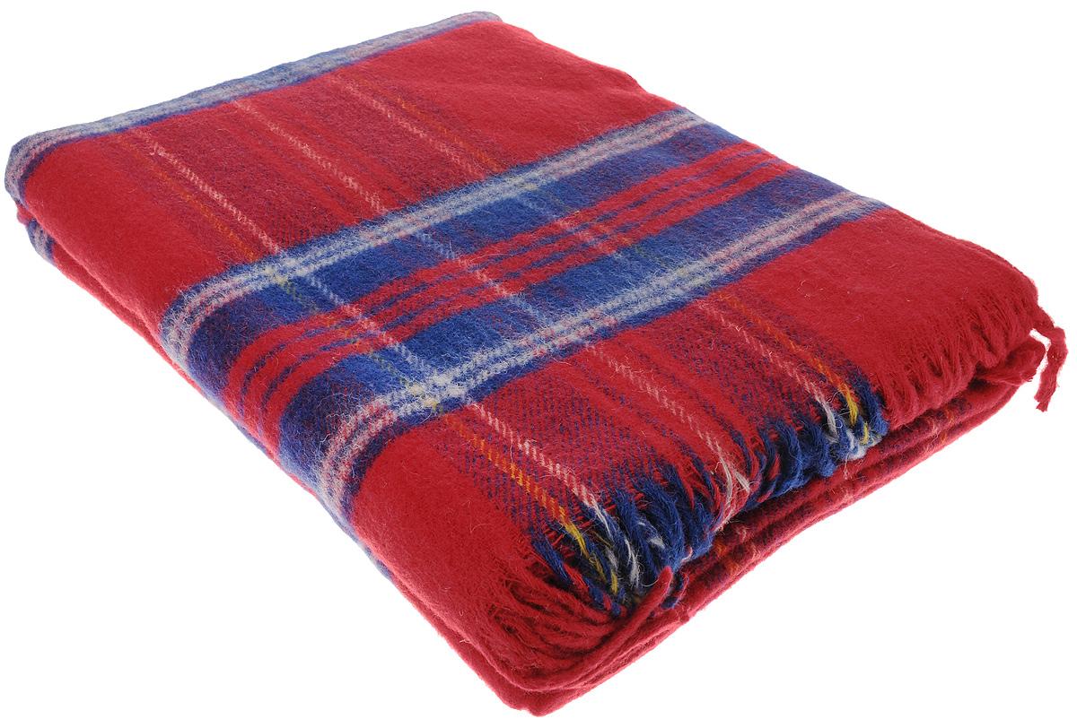 Плед Руно Шотландия, 170 х 200 см1-282-170 (40)Мягкий плед Руно Шотландия, выполненный из натуральной кроссбредной овечий шерсти, добавит комнате уюта и согреет в прохладные дни. Удобный размер этого очаровательного изделия позволит использовать его и как одеяло, и как покрывало для кресла или софы. Плед Руно Шотландия украсит интерьер любой комнаты и станет отличным подарком друзьям и близким! Под шерстяным пледом вам никогда не станет жарко или холодно, он помогает поддерживать постоянную температуру тела. Шерсть обладает прекрасной воздухопроницаемостью, она поглощает и нейтрализует вредные вещества и славится своими целебными свойствами. Плед из шерсти станет лучшим лекарством для людей, страдающих ревматизмом, радикулитом, головными и мышечными болями, сердечно-сосудистыми заболеваниями и нарушениями кровообращения. Шерсть не электризуется. Она прочна, износостойка, долговечна. Наконец, шерсть просто приятна на ощупь, ее мягкость и фактура вызывают потрясающие тактильные ощущения!...