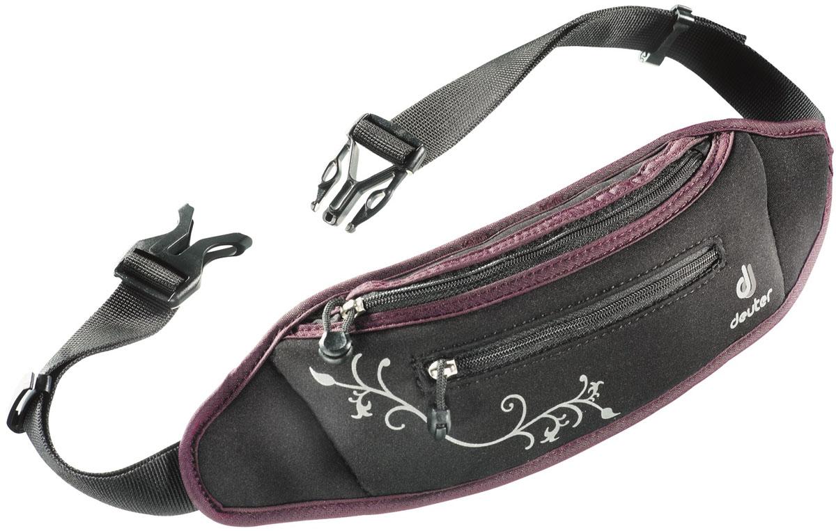 Сумка поясная Deuter 2015 Accessories Neo Belt I, цвет: черный сумки deuter сумка deuter 2017 tommy m dresscode black