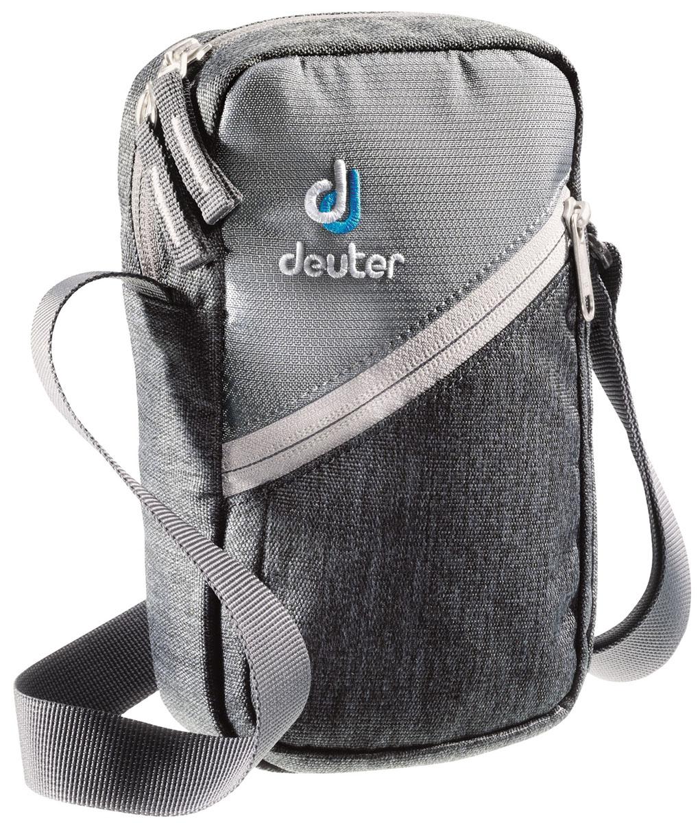 Сумка на плечо Deuter 2015 Shoulder bags Escape I, цвет: серый, 1л сумки deuter сумка на плечо deuter 2016 17 tommy s dresscode black