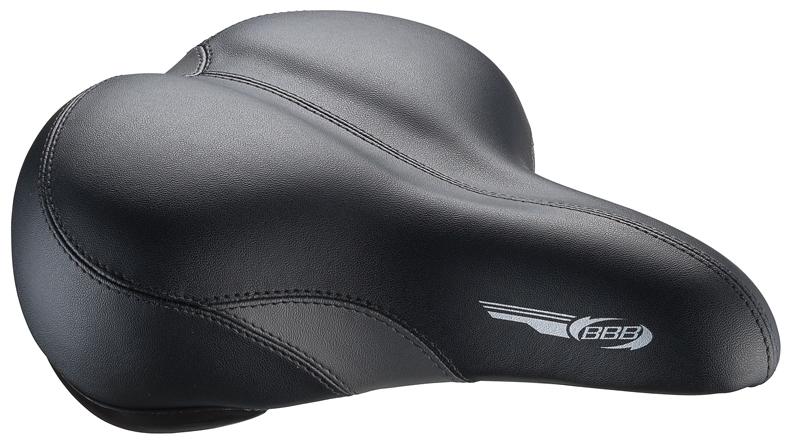 Седло велосипедное BBB BaseShapeMHDR2G/AВелосипедное седло BBB BaseShape обеспечит вам комфортную езду. Двухцветный верх выполнен из высококачественной синтетической кожи. Высококачественная прошивка.