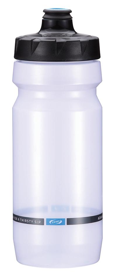 Фляга вело BBB 550ml. AutoTank autoclose clear/silverBWB-11