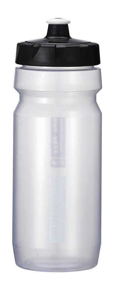 Бутылка для воды BBB CompTank, велосипедная, цвет: прозрачный, черный, 550 млCRL-3BLБутылка для воды BBB CompTank изготовлена из высококачественного полипропилена, безопасного для здоровья. Закручивающаяся крышка с герметичным клапаном для питья обеспечивает защиту от проливания. Оптимальный объем бутылки позволяет взять небольшую порцию напитка. Она легко помещается в сумке или рюкзаке и всегда будет под рукой. Такая идеальная бутылка небольшого размера, но отличной вместимости наполняет оптимизмом, даря заряд позитива и хорошего настроения. Бутылка для воды - отличное решение для прогулки, пикника, автомобильной поездки, занятий спортом и фитнесом. Высота бутылки (с учетом крышки): 21 см.Диаметр по верхнему краю: 5,5 см.Диаметр основания: 6,5 см.