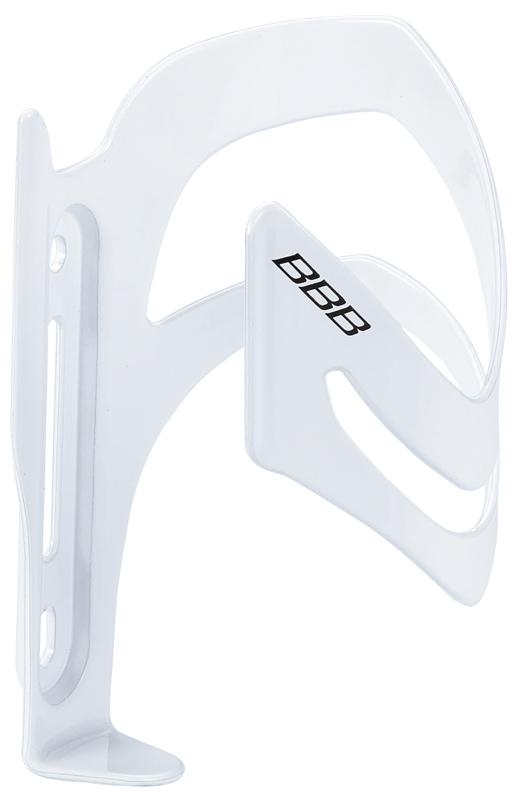 Флягодержатель BBB SideCage left, цвет: белый1508160Легкий и надежный флягодержатель BBB SideCage left выполнен из высококачественного пластика. Обеспечивает высокую безопасность и надежную фиксацию бутылке, крепится на раму болтами.