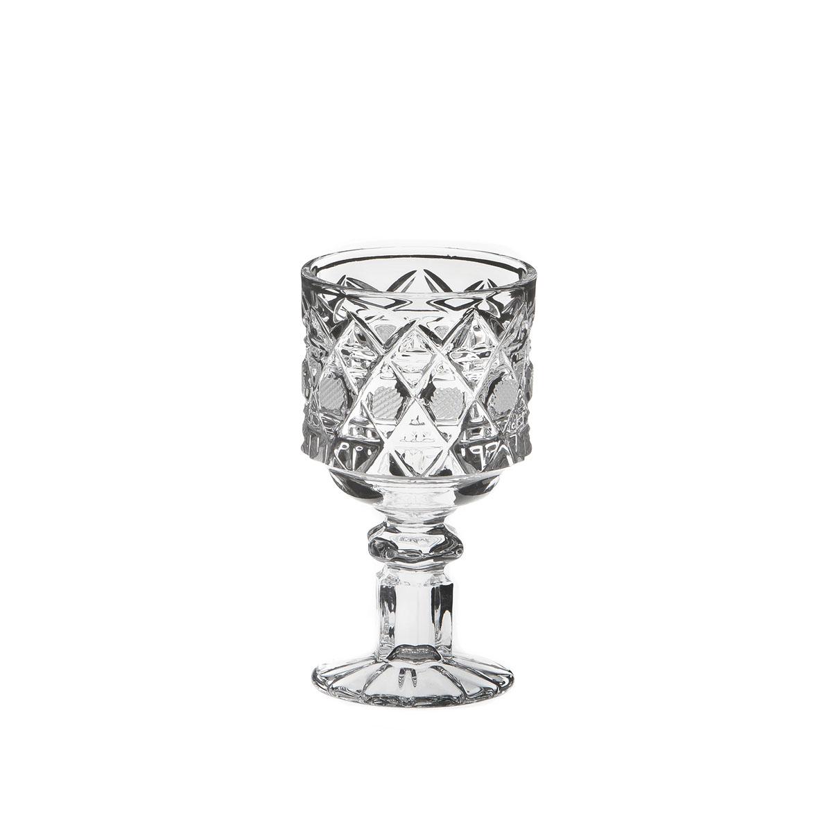 Рюмка Дятьковский хрусталь Классика, 50 мл. С149/2С149/2Хрустальные рюмки - пожалуй самая необходимая и прывичная часть посуды в каждом русском доме. Это посуда сугубо для алкогольных напитков. Вообще существует закономерность - чем крепче спиртной напиток, тем меньше объем рюмки, бокала или стопки. Хрустальные рюмки для водки - самые маленькие, а хрустальный рюмки для ликеров, коктейлей и вина - обычно больше.