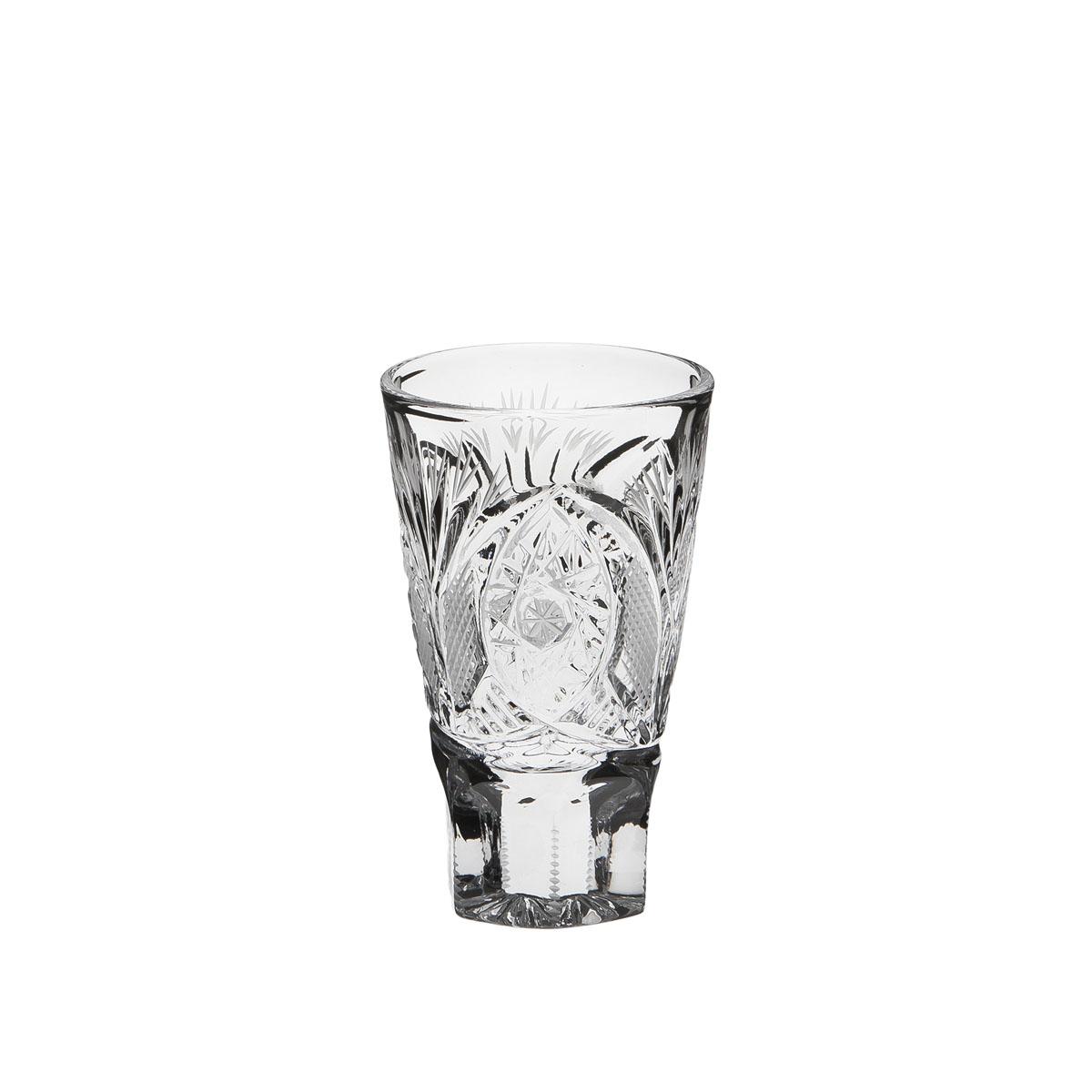 Стакан Дятьковский хрусталь Банкетный, 75 мл. С755/2С755/2Хрустальные стаканы – красивое и простое решение для украшения праздничного стола. Стаканы из хрусталя универсальны, они подойдут и для алкогольных напитков – вина, шампанского, и для освежающих – минеральной воды, компота или сока. Если в вашей домашней коллекции еще нет предметов хрустальной посуды, купить хрустальные стаканы стоит обязательно.