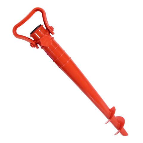 Подставка под зонт винтовая WILDMAN81-520Подставка под зонт - это надежное, удобное и практичное приспособление, позволяющее удерживать зонт в нужном положении.