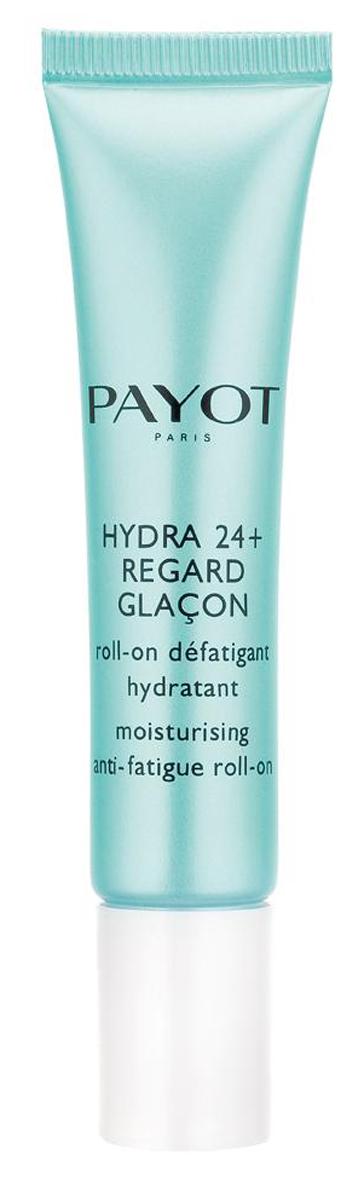 Payot Hydra 24+ Увлажняющий гель с роликовым аппликатором для снятия усталости кожи вокруг глаз, 15 мл65108986Увлажняет, предотвращает преждевременное старение и защищает от внешних агрессивных факторов, уменьшает темные круги и припухлости под глазами.