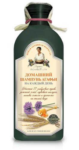 Рецепты бабушки Агафьи шампунь Домашний Агафьи на каждый день 350 мл