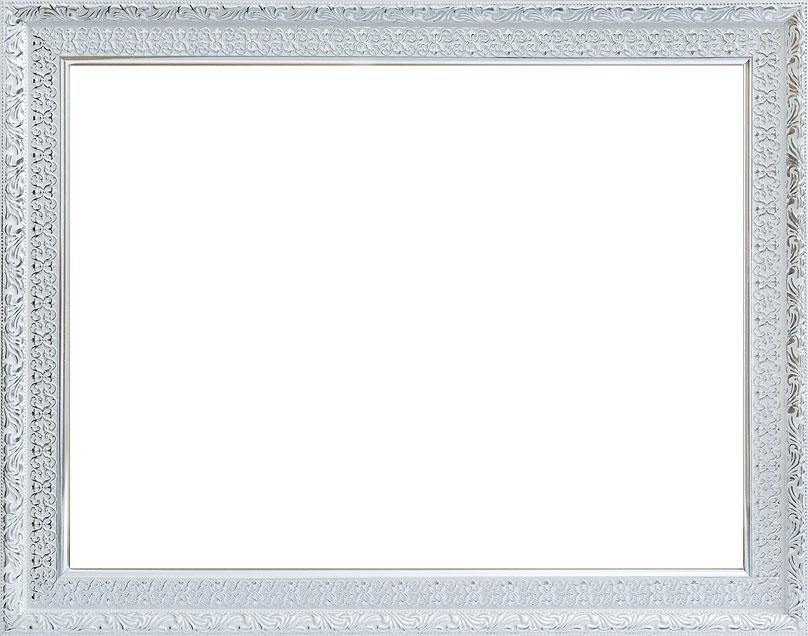 Багетная рама Белоснежка Anna , 30 см х 40 см, цвет: серебряный. 1041-BL1041-BL