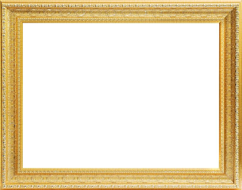 Багетная рама Белоснежка Alice , 40 см х 50 см, цвет: золотой. 2210-BB2210-BB
