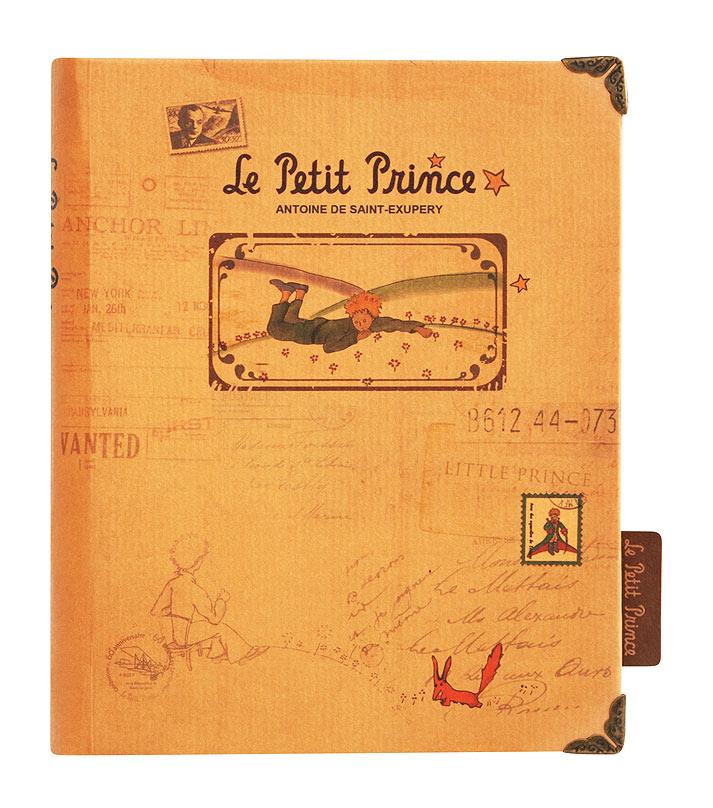 Ежедневник Белоснежка Принц на траве674-SBЕжедневник Принц на траве по мотивам произведения Антуана де Сент-Экзюпери. Размер: 12,5 х 16,2 х 2 см. Количество листов: 96.