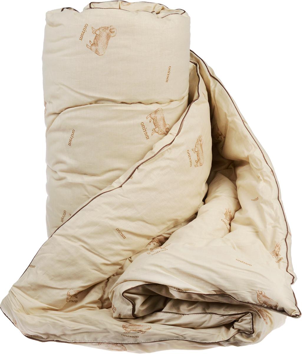 Одеяло теплое Легкие сны Полли, наполнитель: овечья шерсть, 200 x 220 см200(32)04-ОШТеплое стеганое одеяло Легкие сны Полли с наполнителем из овечьей шерсти расслабит, снимет усталость и подарит вам спокойный и здоровый сон. Шерстяные волокна, получаемые из овечьей шерсти, имеют полую структуру, придающую изделиям высокую износоустойчивость. Чехол одеяла, выполненный из 100% хлопка. Одеяло простегано. Стежка надежно удерживает наполнитель внутри и не позволяет ему скатываться. Рекомендации по уходу: Отбеливание, стирка, барабанная сушка и глажка запрещены. Разрешается химчистка.