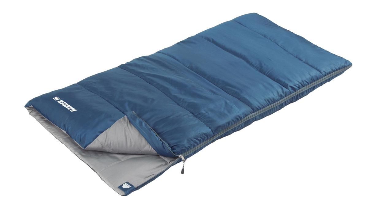 Спальный мешок Trek Planet Ranger Jr, цвет: синий, левосторонняя молния70313-LКомфортный, легкий и очень удобный в использовании, спальник-одеяло для детей и подростков Trek Planet Ranger Jr предназначен для походов преимущественно в летний период. Этот спальник пригодится вам такеж во время поездки на пикник, на дачу, или во время туристического похода. ОСОБЕННОСТИ СПАЛЬНИКА: - Молния имеет два замка с обеих сторон - Термоклапан вдоль молнии, - Молния с левой стороны, - Внутренний карман, - Небольшой вес, - К спальнику прилагается чехол для удобного хранения и переноски. ХАРАКТЕРИСТИКИ: Цвет: синий t° комфорт: 14°C t° лимит комфорт: 9°C t° экстрим: 0°C. Внешний материал: 100% полиэстер Внутренний материал: 100% полиэстер Утеплитель: Hollow Fiber 1x200 г/м2. Размер: 160 см х 70 см. Размер в чехле: 16 см х 16 см х 32 см. Вес: 0,7 кг. Производитель: Китай. Артикул: 70313-L.