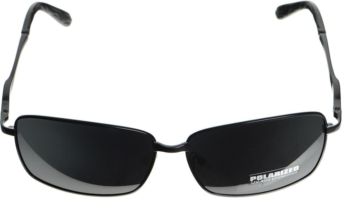 Очки солнцезащитные женские Selena, цвет: черный. 80032901INT-06501Солнцезащитные женские очки Selena выполнены из металла с элементами из высококачественного пластика. Дужки оформлены декоративной резьбой.Линзы данных очков с высокоэффективным фильтром UV-400 Protection обеспечивают полную защиту от ультрафиолетовых лучей. Используемый пластик не искажает изображение, не подвержен нагреванию и вредному воздействию солнечных лучей.Такие очки защитят глаза от ультрафиолетовых лучей, подчеркнут вашу индивидуальность и сделают ваш образ завершенным.