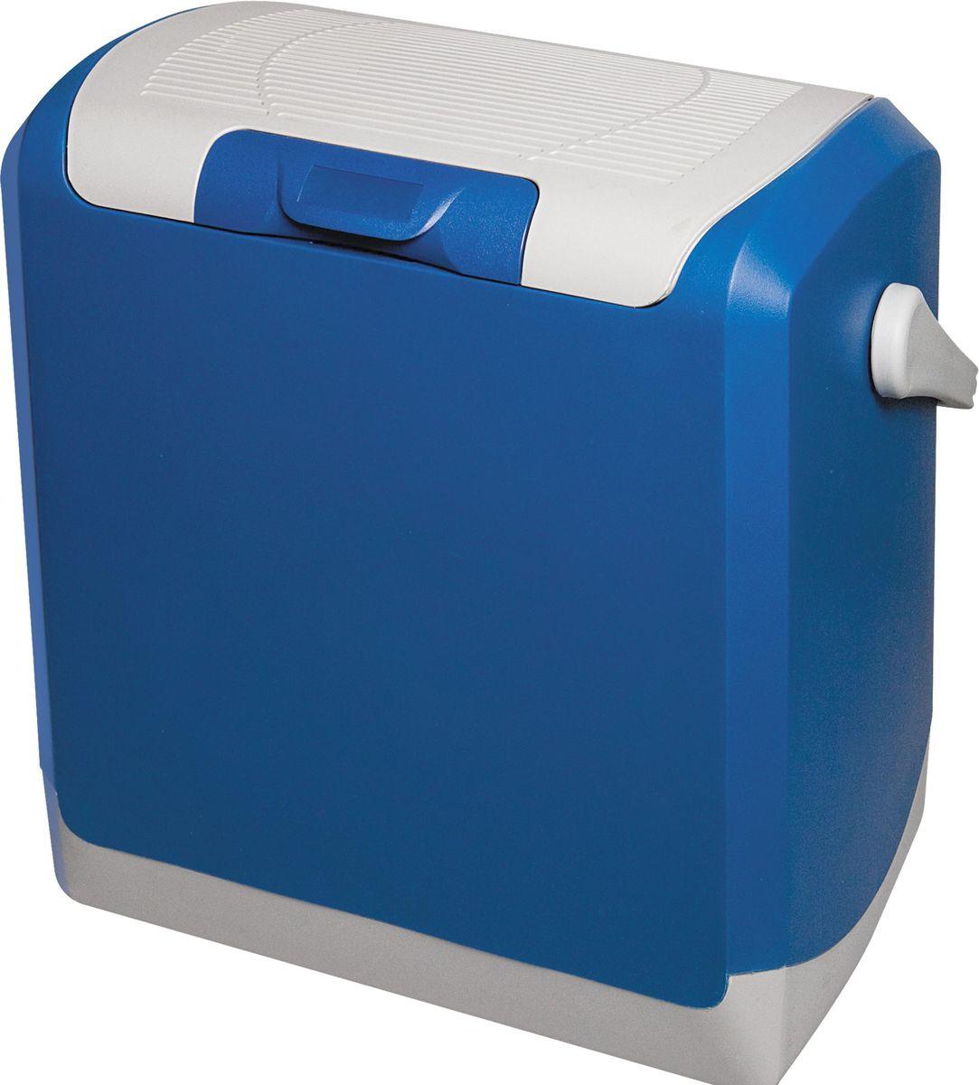 Холодильник-подогреватель термоэлектрический Zipower, 14л, 12В, 40Вт. PM 5047PM 5047Сумка-холодильник предназначена для сохранения продуктов и напитков прохладными в жаркую погоду. Максимальное охлаждение: 18–25 °C ниже температуры окружающей среды.Работа от бортовой сети автомобиля 12 вольт. Модель оснащена интеллектуальной системой энергосбережения. Система управления питанием выберет нужный режим охлаждения и переведет автохолодильник в режим пониженного энергопотребления. Внутренняя камера изготовлена из экологически чистого пластика, допускается к контакту с пищевыми продуктами и соответствует экологическим стандартам и нормативам. Конструкция крышки и форм-фактор внутренней части корпуса позволяют разместить в вертикальном положении внутри камеры бутылки объемом до 2 литров.Напряжение: 12 В Максимальный нагрев: до 65 °C Мощность охлаждения/нагрева: 40 Вт Объем: 14 л Размеры: 383 х 254 х 425 мм Вес: 3,5 кг Верхнее расположение вентилятора Подключается к бытовой сети через адаптер РМ0515 (поставляется отдельно)