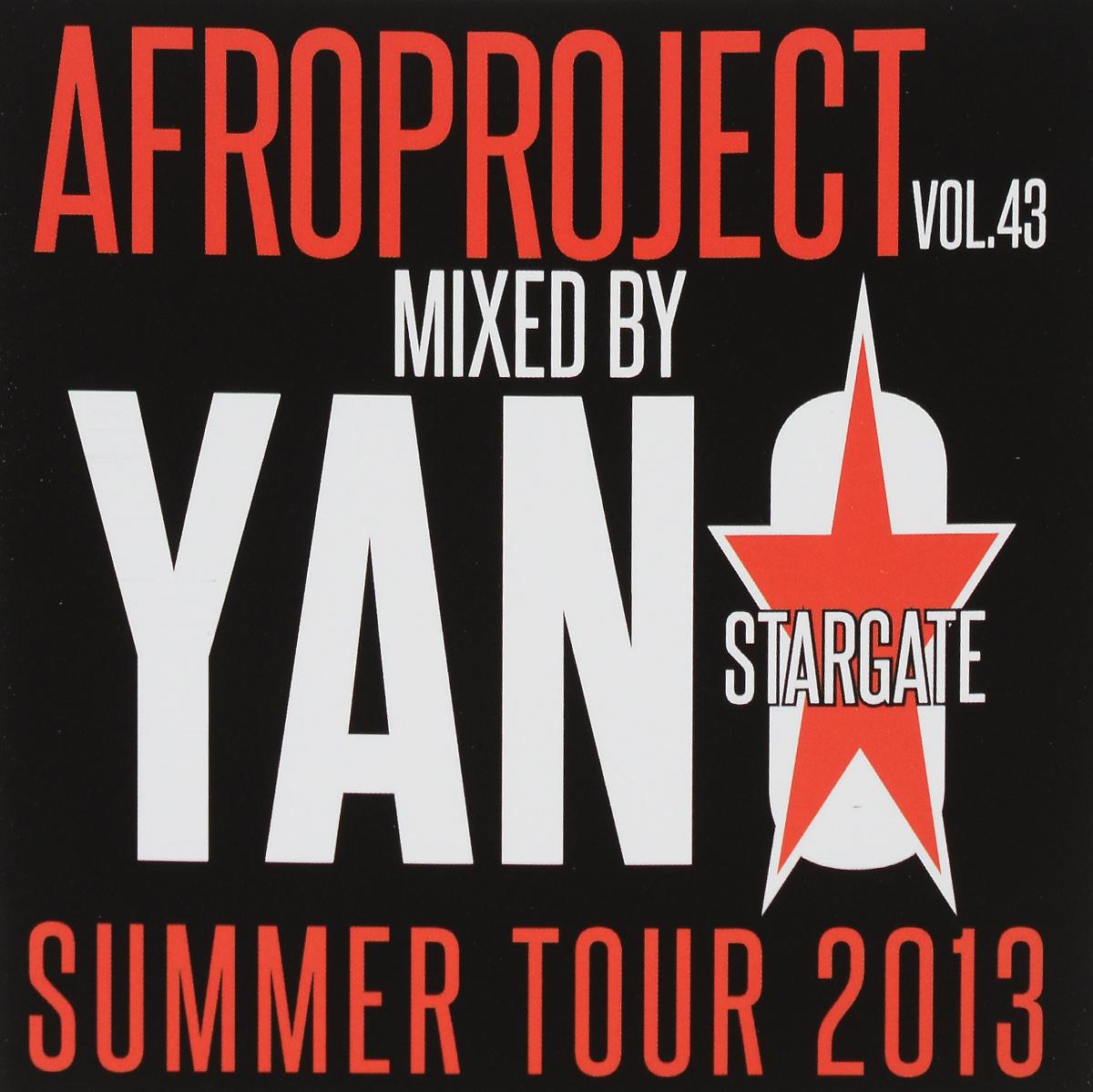 Dj Yano. Afro Project. Vol. 43 2013 Audio CD