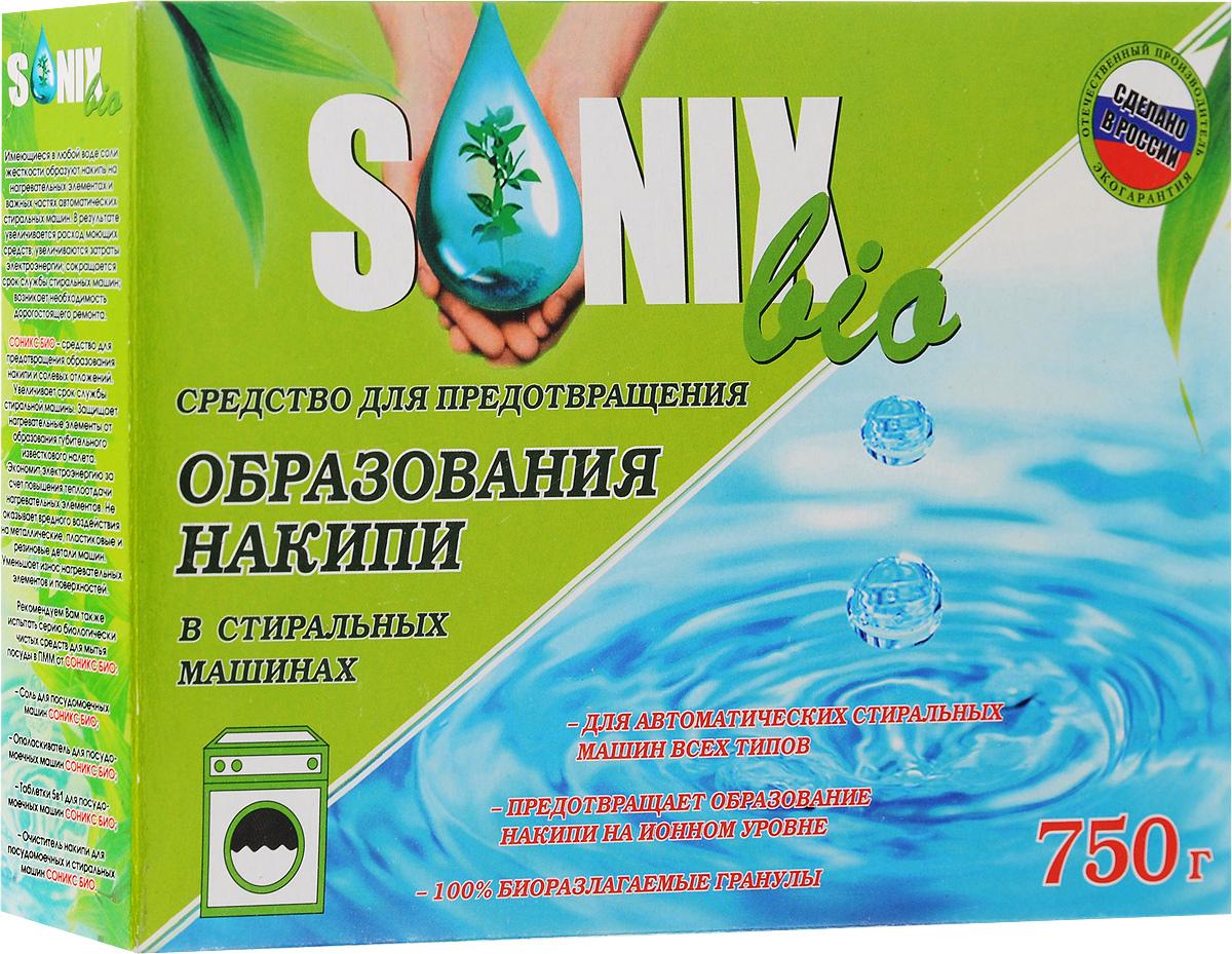 Средство для предотвращения накипи в стиральных машинах SonixBio, 750 г122139SonixBio - средство для предотвращения образования накипи и солевых отложений. Увеличивает срок службы стиральной машины. Защищает нагревательные элементы от образования губительного известкового налета. Экономит электроэнергию за счет повышения теплоотдачи нагревательных элементов. Не оказывает вредного воздействия на металлические, пластиковые и резиновые детали машин. Уменьшает износ нагревательных элементов и поверхностей. Состав: триполифосфат натрия, карбонат натрия. Товар сертифицирован.