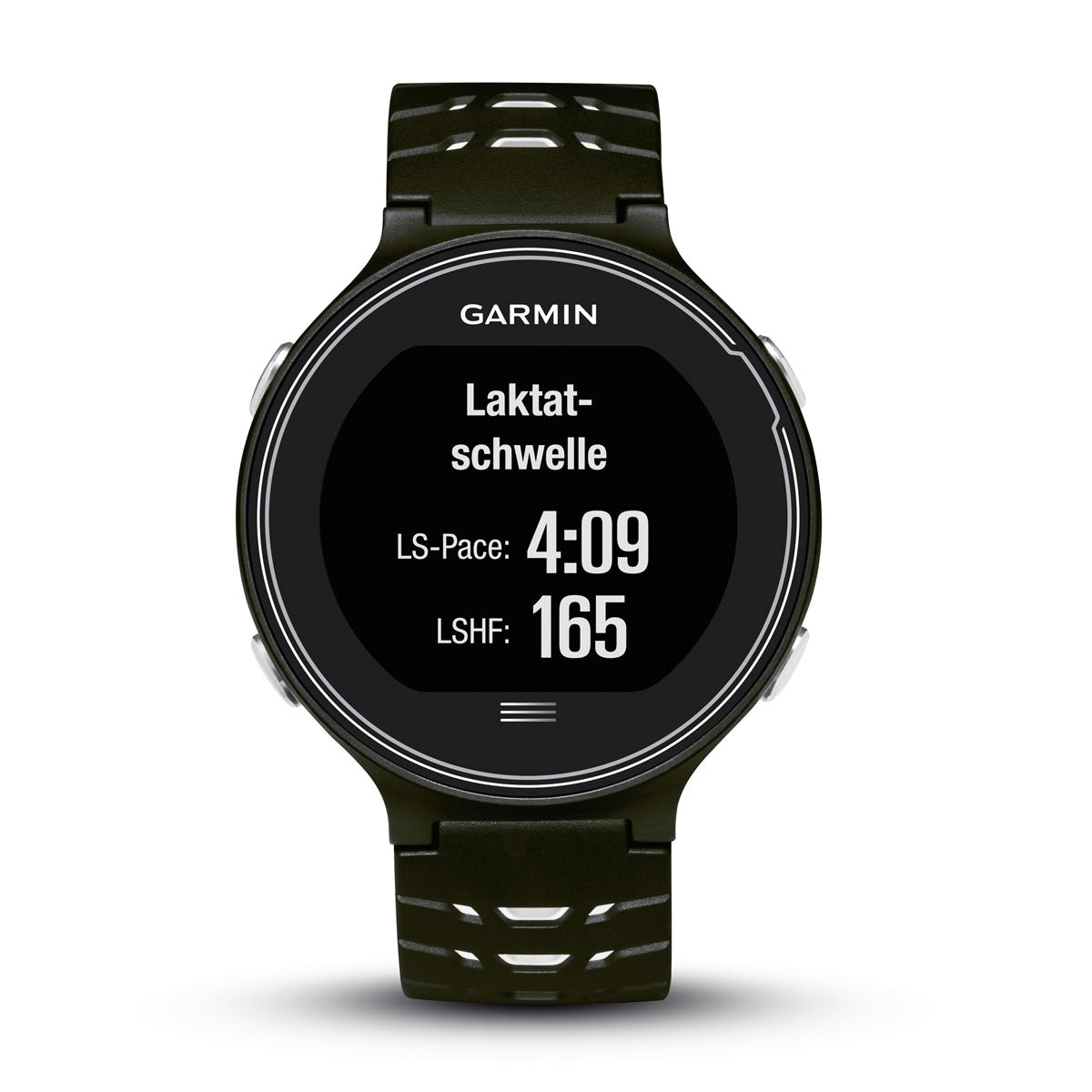 Спортивные часы Garmin Forerunner 630, цвет: черный. 010-03717-20KX-TG2512RUNСмарт-часыGPSс расширенными беговыми даннымиМониторинг: Физической активности;Калорий;СнаДатчики: GPS- трекер;Счетчик калорийОсобенности: Влагозащищенный;Оповещения со смартфона;Часы;Водонепроницаемый;Умный тренер (Smart Coach )Совместимое ОС: GARMINМатериал корпуса: ПластикМатериал ремешка/браслета: ПластикДлина ремешка: 16 см Время работы: 4 неделиИнтерфейс: BluetoothМетод зарядки: microUSB 2.0Вид аккумулятора: Li-ionЕмкость аккумулятора: 300 mA