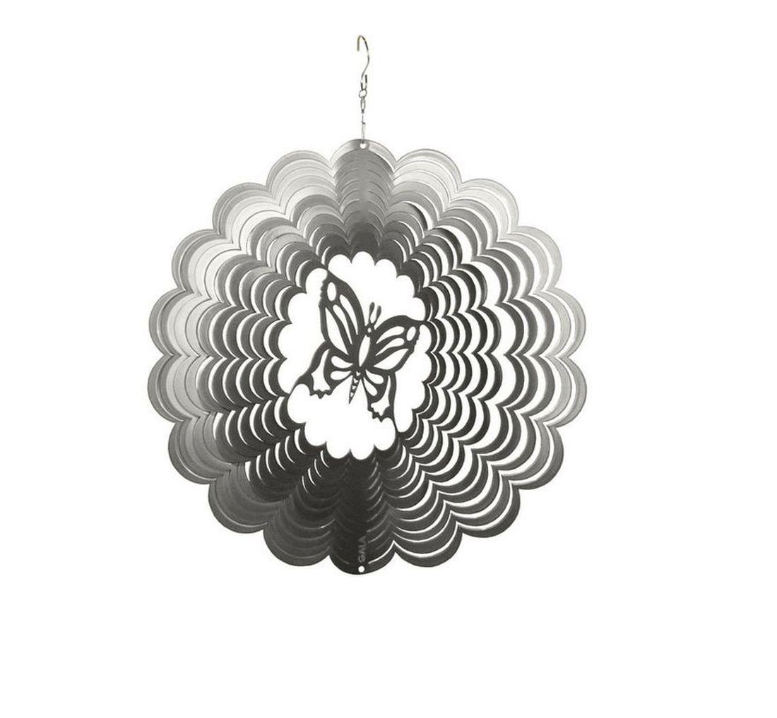 Фигурка садовая Gala Бабочка, 13 х 13,4 смUS007-XФигурка Gala Бабочка, выполненная из металла, приводится в движение при помощи ветра. Она позволит создать оригинальную декорацию, которая украсит собой ваш сад и добавит в него ярких красок. Прочная и износостойкая фигурка будет радовать вас много лет. Декоративные садовые фигурки представляют собой последний штрих при создании ландшафтного дизайна дачного или приусадебного участка. Они позволяют создать правдоподобную декорацию и почувствовать себя среди живой природы. Кроме этого, веселые и незатейливые, они поднимут настроение вам, вашим друзьям и родным.