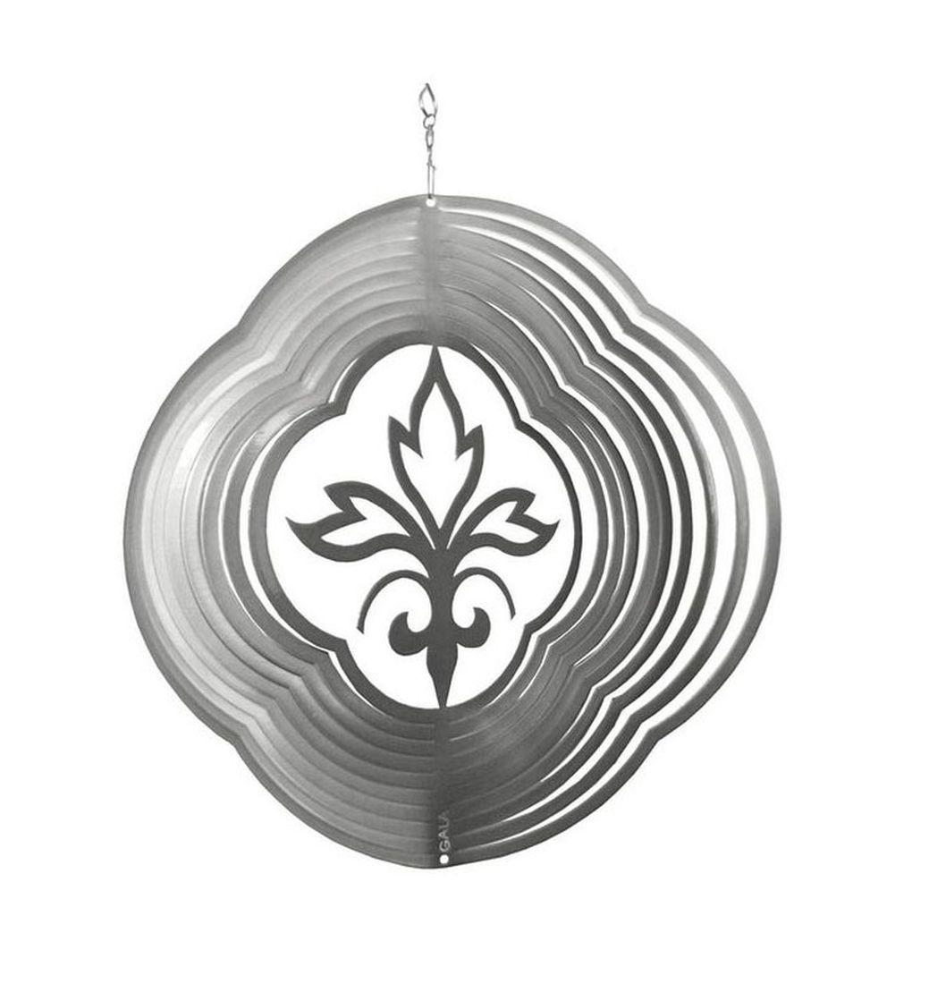 Фигурка садовая Gala Цветок 13,0 х 13,4 смZ-0307Украшение для сада наполнит ваш сад волшебным светом. Приводится в движение ветром, либо специальным устройством для вращения.