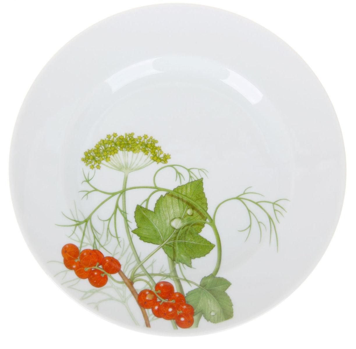 Тарелка мелкая Идиллия. Садочек, диаметр 20 см1224527