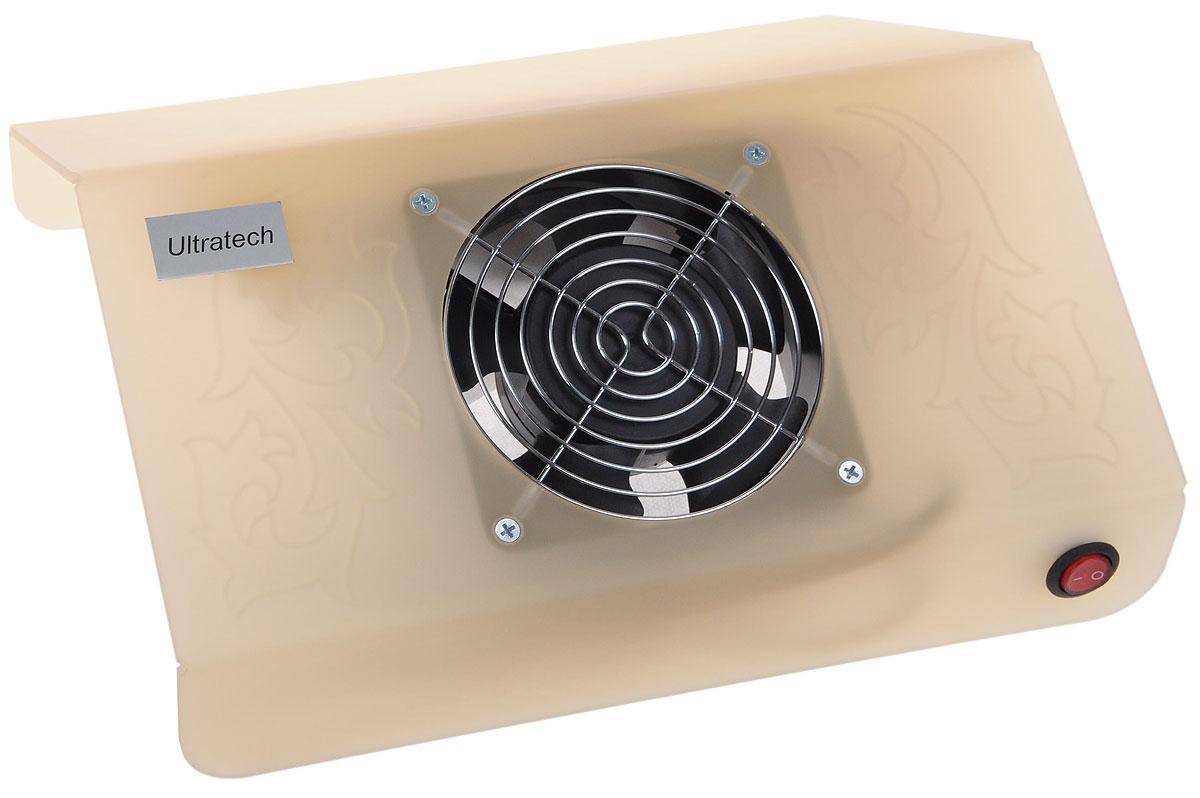 Ultratech SD-117, Beige пылесос-подставка (маникюрный)2293Ultratech SD-117 - маникюрный пылесос, производства компании Евромедсервис по праву заслужил признание мастеров ногтевого сервиса по всей России. Мощность вентилятора составляет 24 Вт, превосходя аналоги китайского производства более чем в 2 раза. Корпус пылесоса сделан из пластика, не подверженного действию растворителей, использующихся в ногтевом сервисе. В комплект входят 6 мешков. Уровень шума: 44 дБ Скорость вращения: 2500 об/мин Объем фильтруемого воздуха: 190 м3/час