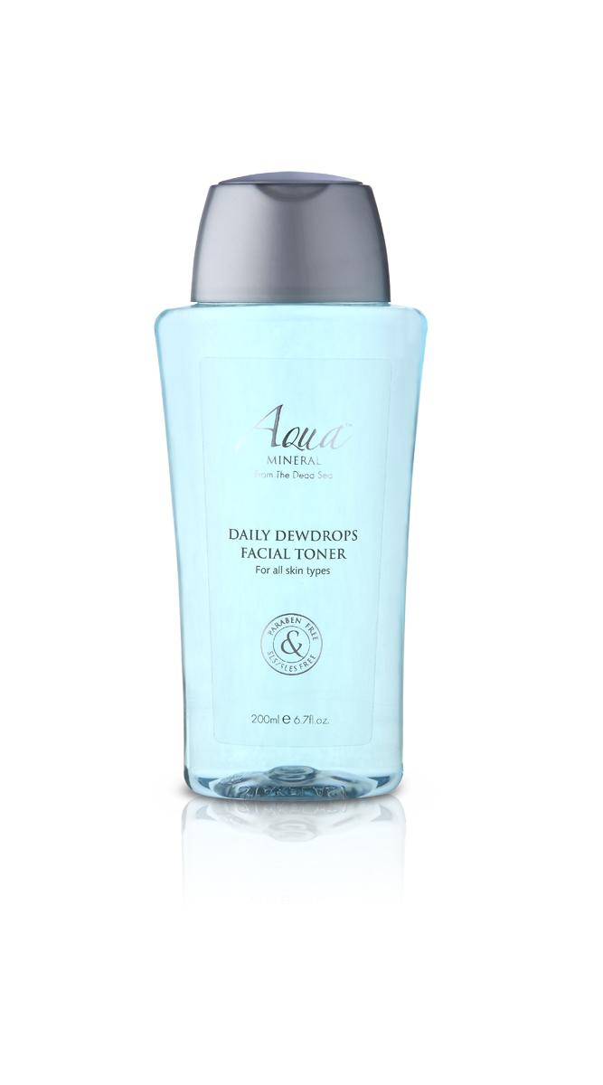 Aqua mineral Тоник для лица 200 мл2994Это отшелушивающее средство, обогащенное экстрактами ромашки и алоэ вера, минералами Мертвого моря деликатно, но интенсивно очищает кожу и поры от загрязнений и остатка макияжа, придавая ей свежий и здоровый вид. Благодаря содержанию масел сладкого миндаля и авокадо обеспечивает коже глубокое увлажнение и питание. Экстракт граната и витамин А являются натуральными антиоксидантами и естественными увлажняющими компонентами. Для всех типов кожи.