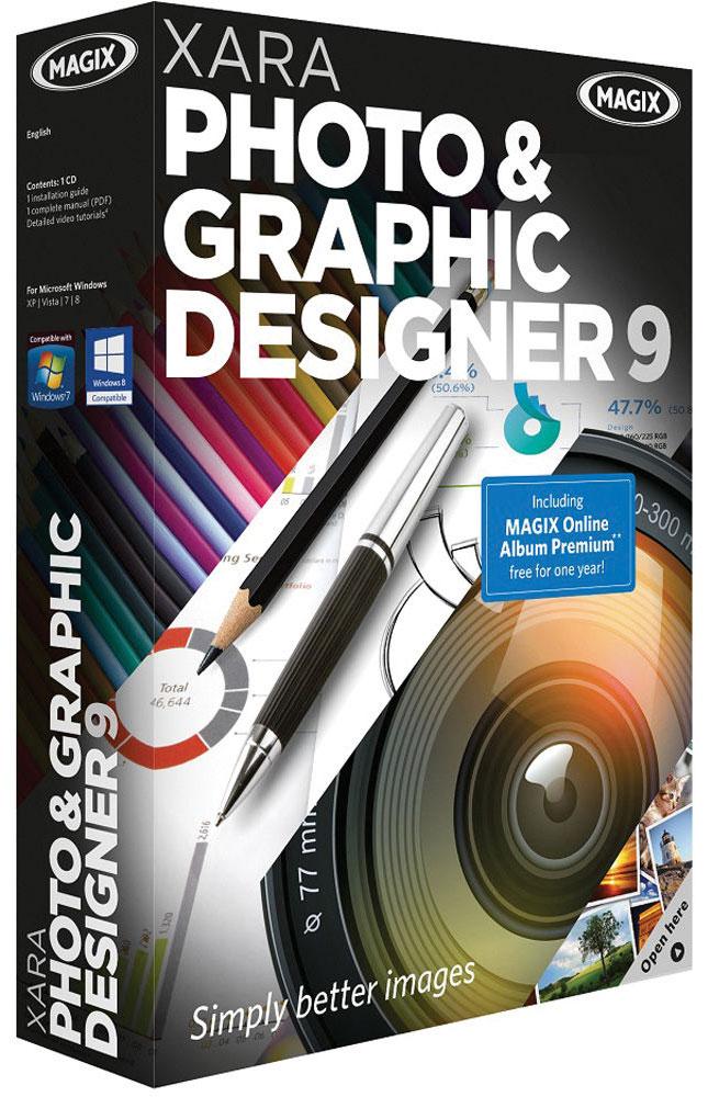 MAGIX Photo & Graphic Designer 9